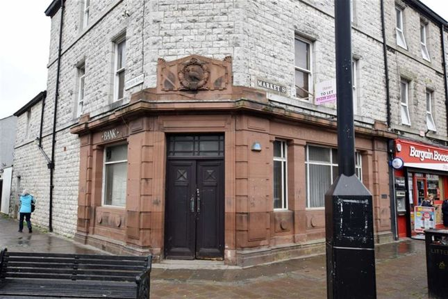 Thumbnail Commercial property to let in Market Street, Dalton In Furness, Cumbria