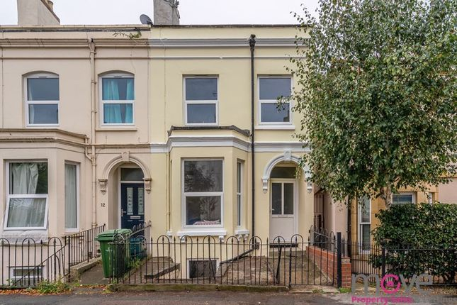Thumbnail Semi-detached house for sale in St. Pauls Road, Cheltenham