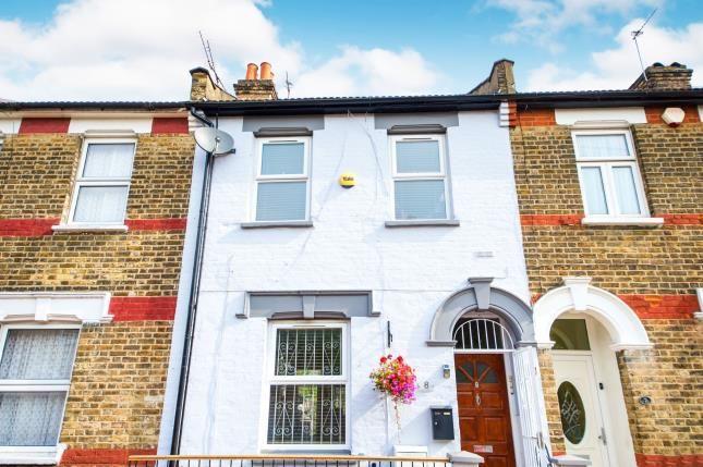 Terraced house for sale in Baronet Grove, London, Haringey, London