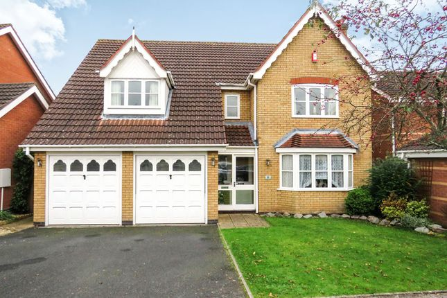 Fairford Close Shirley Solihull B91 4 Bedroom Detached House For