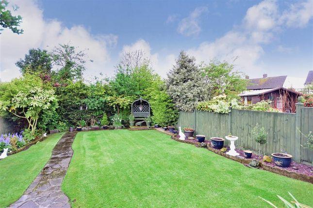 Thumbnail Semi-detached bungalow for sale in Alderwood Drive, Abridge, Essex