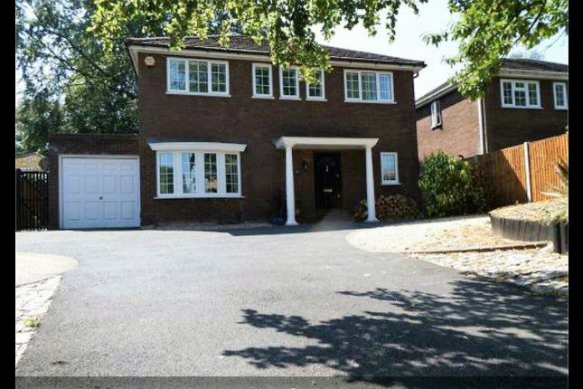 Thumbnail Detached house for sale in Prospect Avenue, Farnborough