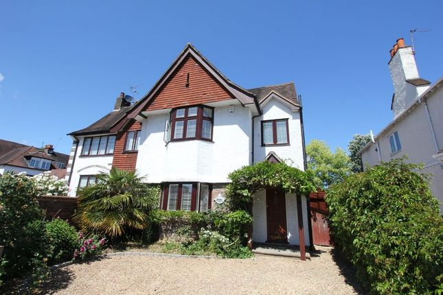 Thumbnail Semi-detached house to rent in Marsham Way, Gerrards Cross