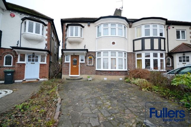 Thumbnail Semi-detached house for sale in Hoodcote Gardens, London