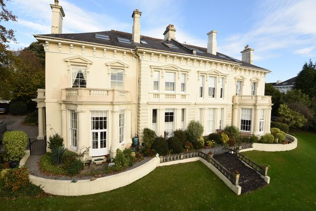 Thumbnail Flat for sale in Molesworth Road, Plymouth