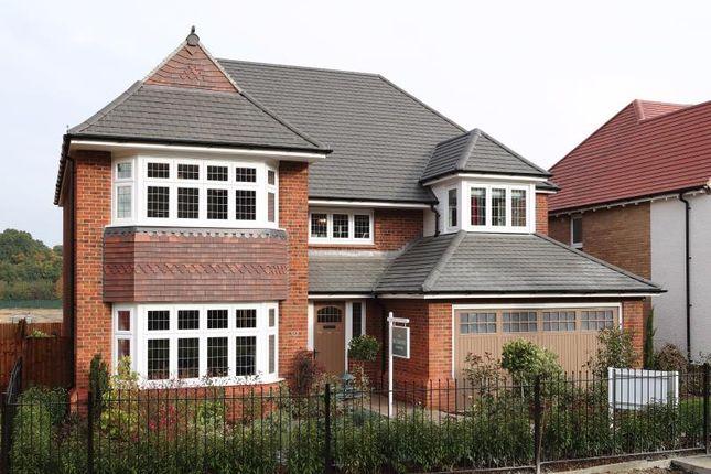 Thumbnail Detached house for sale in Carey Fields, Northampton Lane North, Moulton