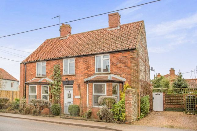 Thumbnail Detached house for sale in Fakenham Road, Docking, King's Lynn, Norfolk