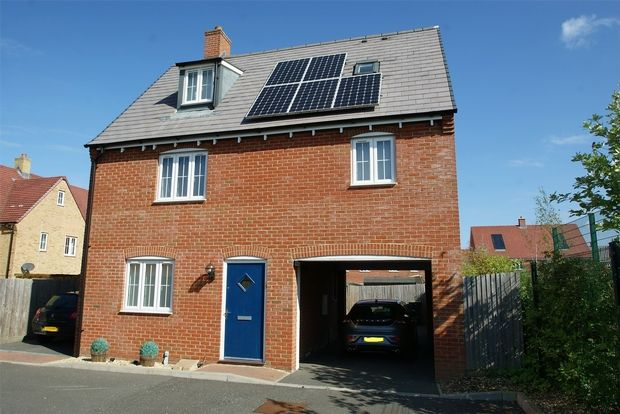 Thumbnail Detached house for sale in Reed Lane, Stansted