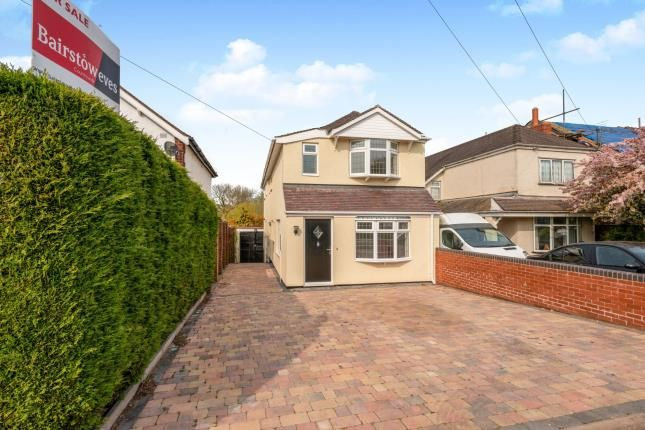 Thumbnail Detached house for sale in Wood Lane, Wedges Mills, Cannock, Staffordshire
