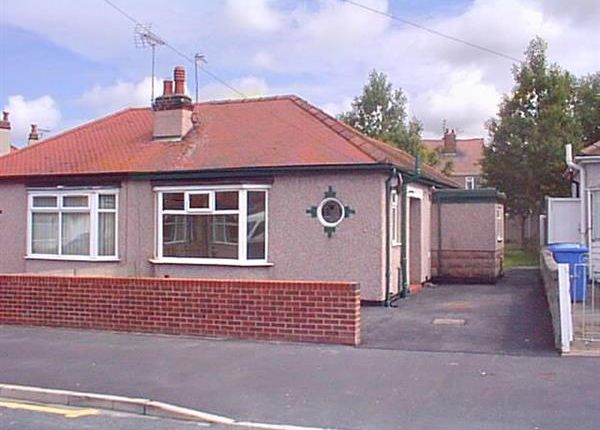 Thumbnail Semi-detached bungalow to rent in St. Margarets Drive, Rhyl