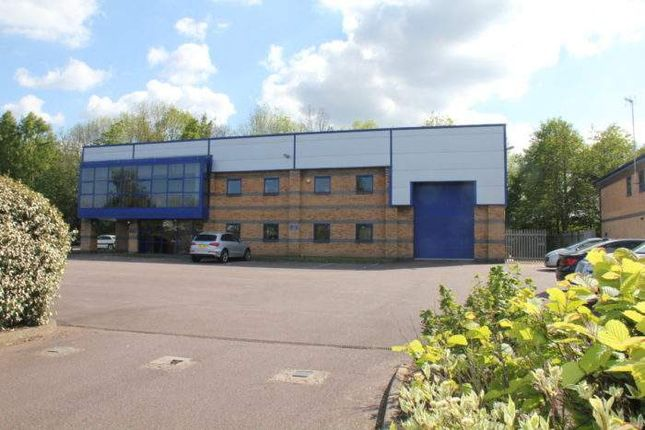 Light industrial for sale in Unit 9, Lower Oakham Way, Oakham Business Park, Mansfield