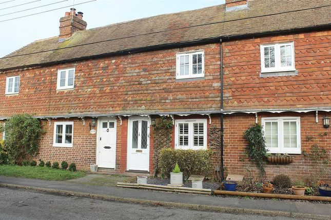 Thumbnail Terraced house for sale in The Ridgeway, Smeeth