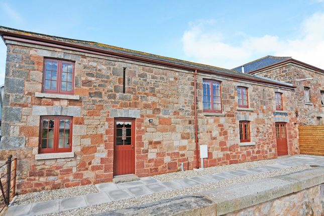 Thumbnail Barn conversion to rent in Exminster Hill, Exminster, Exeter