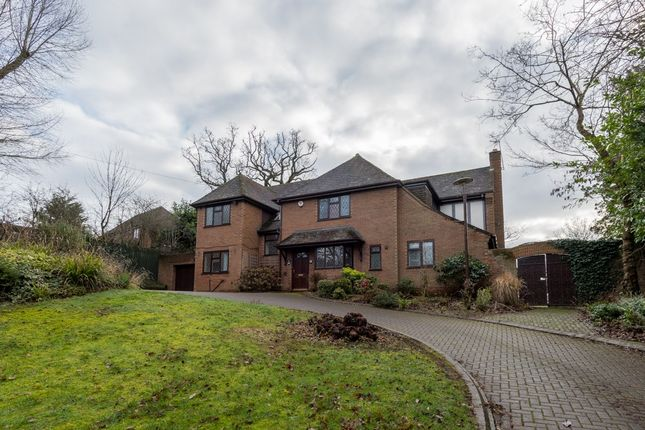 Thumbnail Detached house for sale in Rednal Road, Kings Norton, Birmingham