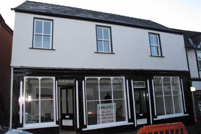 Thumbnail Flat to rent in Nellies Yard, High Street, Droitwich