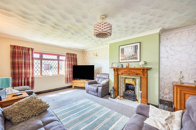 Detached house for sale in Moricambe Park, Skinburness, Wigton, Cumbria