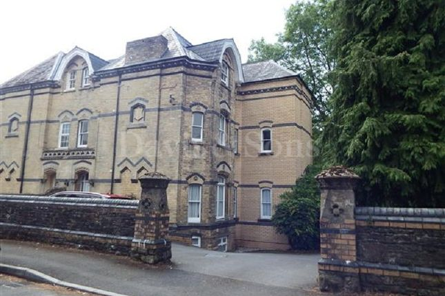 Thumbnail Flat for sale in Stow Park Crescent, Newport, Gwent.