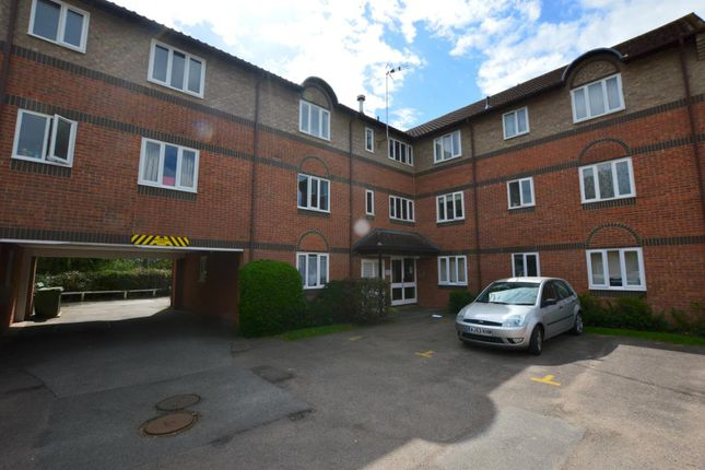 Thumbnail Flat for sale in Friday Wood Green, Colchester
