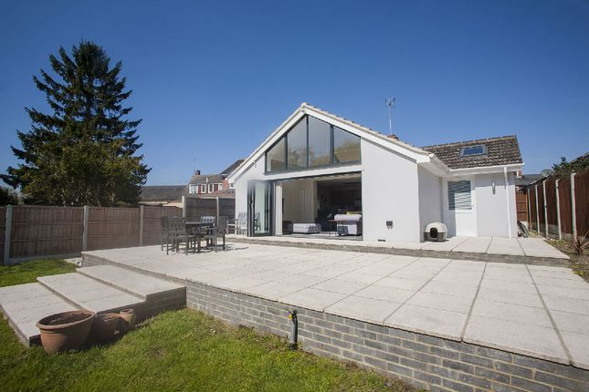 Thumbnail Detached bungalow for sale in The Endway, Steeple Bumpstead