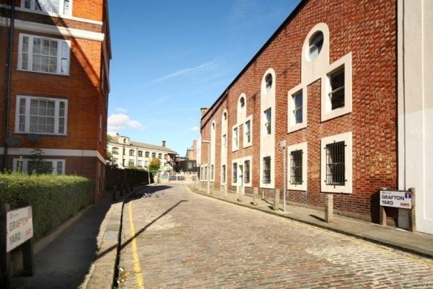 Grafton Yard, Kentish Town NW5