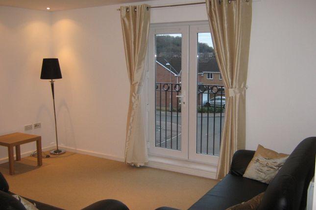 Thumbnail Flat to rent in Bishpool View, Newport