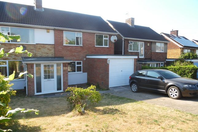 Thumbnail Detached house to rent in Carvell Hill Road, High Wycombe