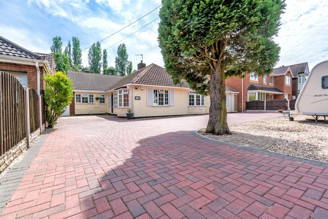 Thumbnail Bungalow for sale in Lichfield Road, Bloxwich, Walsall