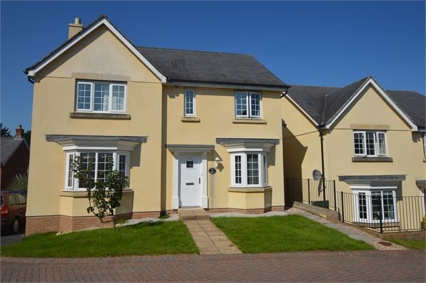 Thumbnail Detached house for sale in Westwood Cleave, East Ogwell, Newton Abbot, Devon.