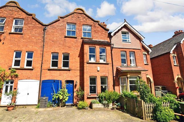 Thumbnail Terraced house for sale in Manor Grove, Tonbridge, Kent