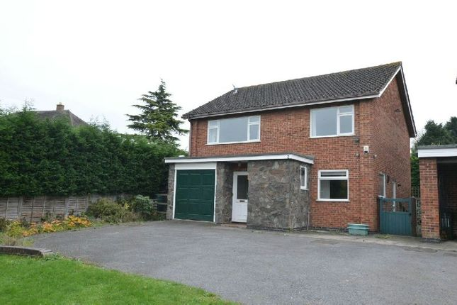 Thumbnail Detached house for sale in Walnut Leys, Cosby, Leicester