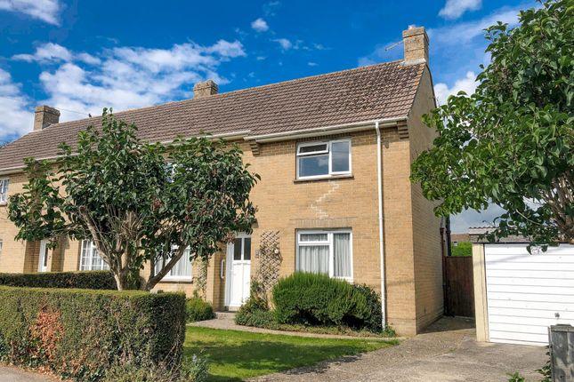Thumbnail Semi-detached house for sale in Coppern Way, Stalbridge, Sturminster Newton