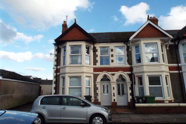 3 bed end terrace house to rent in Heathfield Road, Cardiff CF14