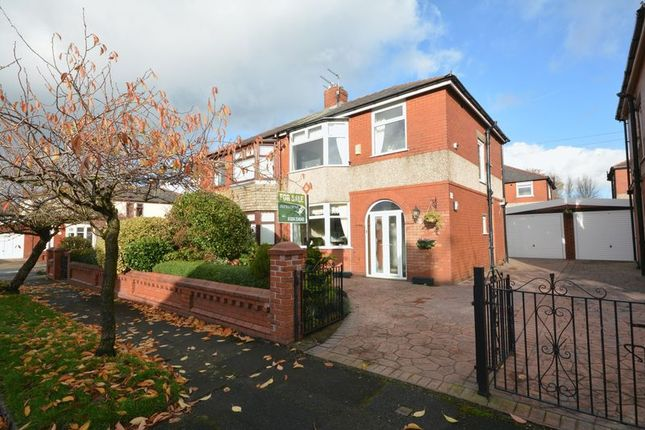 Thumbnail Semi-detached house for sale in Birkett Road, Accrington