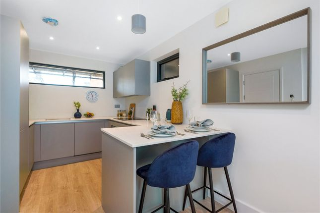 Thumbnail 1 bed flat for sale in High Street, Purley
