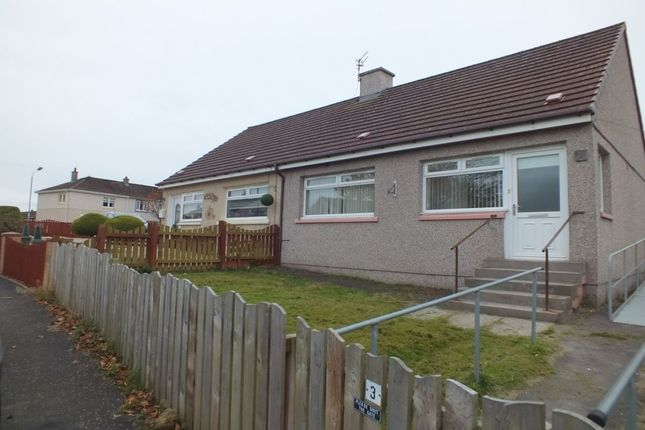 Thumbnail Bungalow to rent in Raewell Crescent, Bellshill