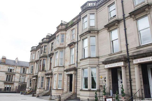 Thumbnail Flat to rent in Alfred Terrace, Hillhead, Glasgow