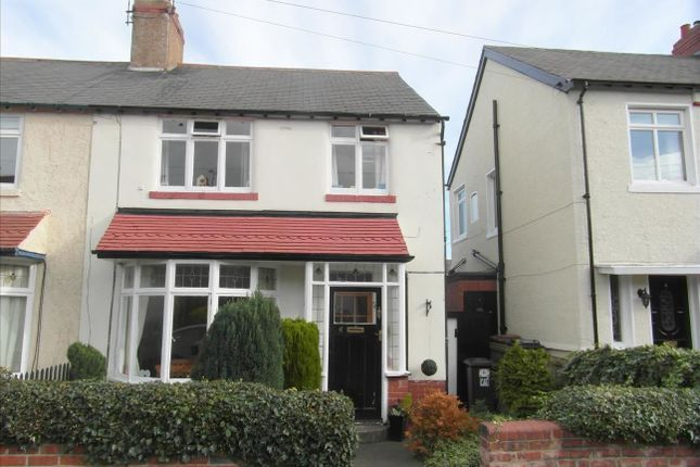 Thumbnail Semi-detached house to rent in Ivanhoe, Whitley Bay