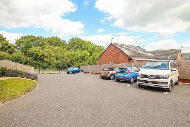 Parking of Swindell Close, Mapperley, Nottingham NG3
