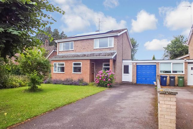 Thumbnail Detached house for sale in Wilkinson Close, Eaton Socon, St. Neots