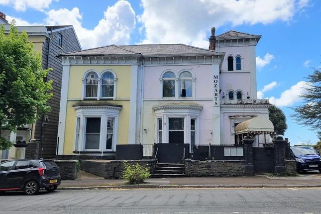 Thumbnail Land for sale in Walter Road, Swansea