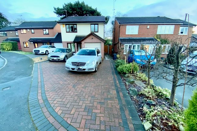 4 bed detached house to rent in Whitton Drive, Chester CH2
