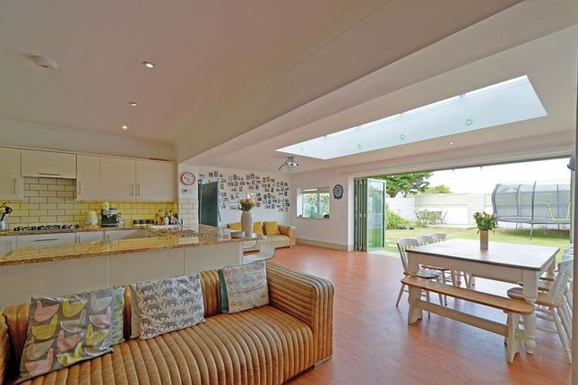 Thumbnail Semi-detached house for sale in Arundel Way, Newquay