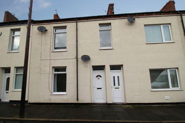 Thumbnail Flat for sale in Salisbury Street, Blyth, Northumberland
