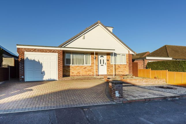 Thumbnail Detached bungalow for sale in Clayhill Crescent, Shaw, Newbury