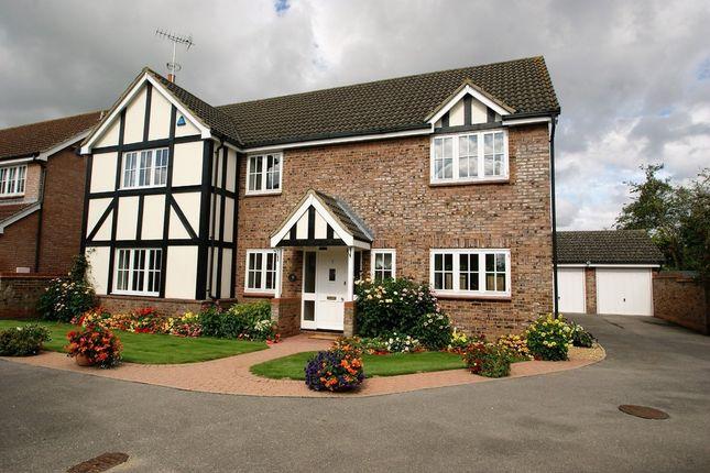 Thumbnail Detached house for sale in Beldams Gate, Bishop's Stortford