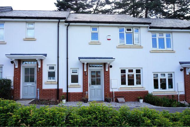Thumbnail Terraced house for sale in Grace Bartlett Gardens, Chelmsford