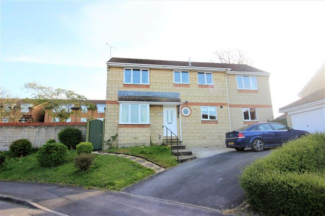 Thumbnail Property for sale in Locksgreen Crescent, Swindon