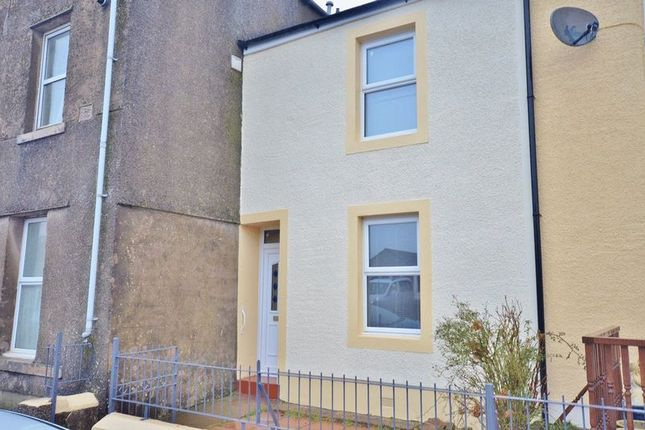 Thumbnail Terraced house to rent in Scalegill Road, Moor Row