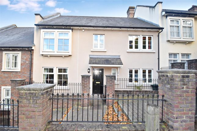 Thumbnail Terraced house for sale in College Place, Greenhithe, Kent