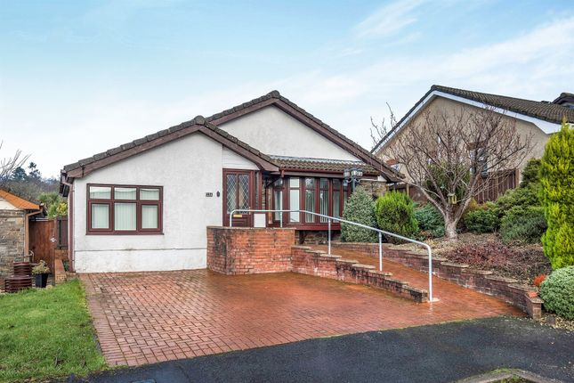 Thumbnail Detached bungalow for sale in Mackworth Drive, Cimla, Neath
